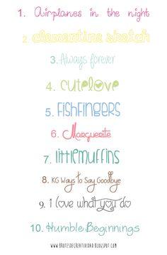 Brotes de Creatividad: #1 Diez Fuentes gratuitas de la red