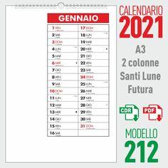 10+ idee su Calendario 2021 nel 2020 | calendario, calendari