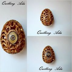 Quilling by Ada: Ornamente Paste