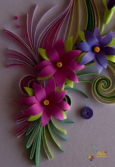 35 Best Quilling Flowers Beginners Images Quilling Paper Quilling