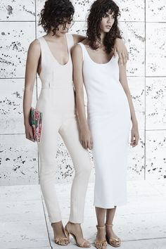 Pedro Del Hierro Madrid Ready To Wear Spring Summer 2015 New York
