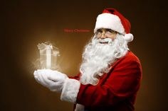 Santa Claus Magic Gift