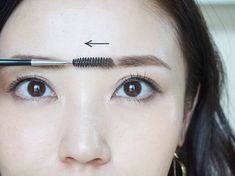"Three NG eyebrows often found in ""innocent people"" – Beauty & Seem Beautiful Makeup Box, Eye Makeup, Hair Makeup, Zendaya Eyebrows, How To Make Hair, Make Up, Eyebrow Growth, Summer Makeup Looks, Asian Makeup"