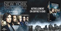 [Concours] Tentez de gagner des coffrets DVD de la saison 17 de New York : Unité Spéciale | Ciné-média, critiques films et séries, tests DVD et Blu-Ray, actualités cinéma et TV