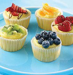 Recipe for Easy Mini Cheesecakes