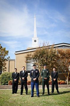 Military wedding photography by FOSC Photography from DFW, Texas