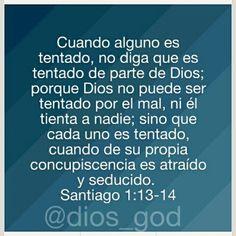 Santiago 1:13-14