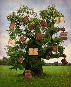 Tree of Knowledge by The-Fairywitch.deviantart.com on @DeviantArt