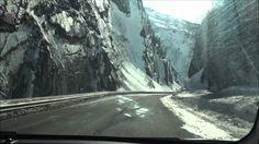 Roadtrip to Valdez Alaska 700 inches of snow!
