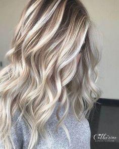 White Blonde Hair, Light Blonde Hair, Blonde Curly Hair, Blonde Hair Looks, Light Brown Hair, Short Hair, Icy Blonde, Brownish Blonde Hair Color, Winter Hair Colour For Blondes