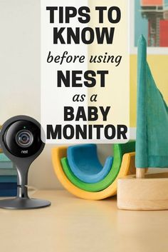 It's one of the most popular baby monitors, but it's actually designed for home security. Make sure you know these important tips before using Nest as a baby monitor in your home.