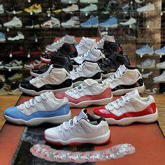 Air Jordan 11 #Cheap#Jordan# shoes at sneakerstorm.us