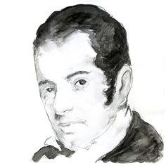 Washington Irving (April 3, 1783 – November 28, 1859) author, essayist, biographer, historian, and diplomat