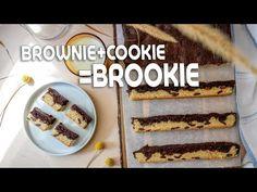 Brookie recept ◾ A BROWNIE ÉS A COOKIE KERESZTEZÉSE - YouTube Brownie Cookies, Cookies Et Biscuits, Tiramisu, Ethnic Recipes, Youtube, Food, Essen, Meals, Tiramisu Cake