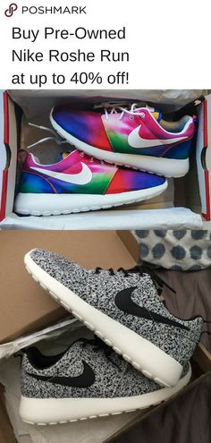 hot sale online fdbed cd25e Get Nike Roshe Run sneakers for cheap on Poshmark. Download the app to shop!