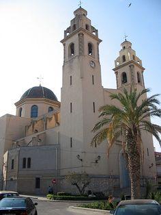 Iglesia Santa Ana Elda - Alicante