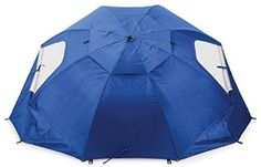 USSay ETohio Umbrella Portable Sun and Weather Shelter Blue Beach umbrella US domestic Warehouse Fast Shipping 57 Days You Can Receive the Goods ** Click image to review more details.(This is an Amazon affiliate link and I receive a commission for the sales)