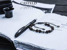 Bijoux homme de la marque Casteld