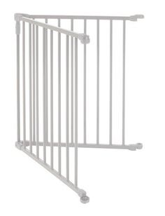 2 Panel Superyard Metal Extension Kit in White => Special dog product just for you. See it now! : Dog gates