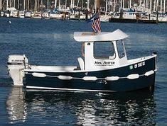 Perfect 10 , Mini Tugboat, Mini Tugboat Plans