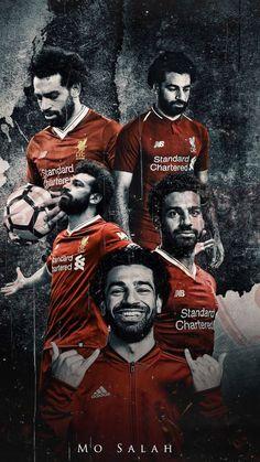 Mohamed Salah -s Liverpool Fc, Liverpool Football Club, Liverpool Players, Sport Football, Baseball, Football Icon, Premier League, Mohamed Salah Liverpool, Cr7 Messi