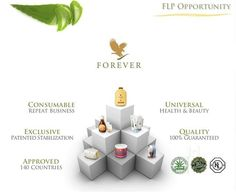 A simple, but effective and proven business model - why not take a look now. Contact me for more info! Forever Living Business, Forever Living Products, Forever Young, Aloe Vera, Healthy Living, Health Fitness, Place Card Holders, Opportunity, Superfoods