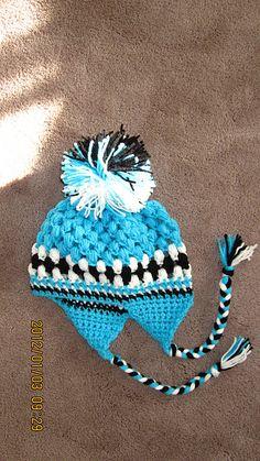 Puff Stitch Ski Hats