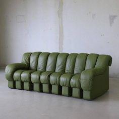 Canapé D600 (De Sede)