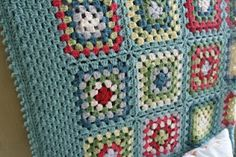 Cottage 1945: A Cath Inspired Blanket