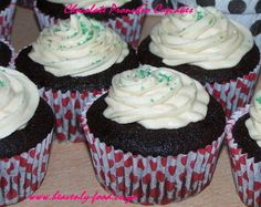 Chocolate Pronutro Cupcake Proudly South African flavour #chocolate #pronutro #cupcake #bestever