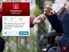 50 Twitter Tips (8). Full presentation: https://www.slideshare.net/Socjomania/the-ultimate-guide-to-twitter-50-useful-tips  #Twitter #TwitterTips #SocialMedia #SocialMediaTips
