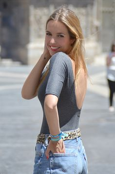 StreetStyle Body de Verdugo  bloggermoda.es El blog de Luceral
