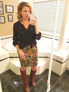 LuLaRoe Carly Styled 5 Ways #LuLaRoeCassie #LuLaRoe #MomBlogger #Athleisure