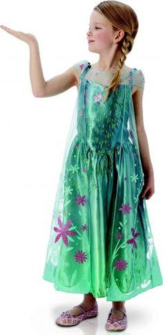 Déguisement Elsa Frozen™ - Une fête givrée™ fille - Charlie