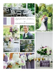 Sophisticated Southern | Cedarwood Weddings