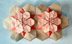 CREATIVE CREASINGS: SPRING BLOSSOM QUILT