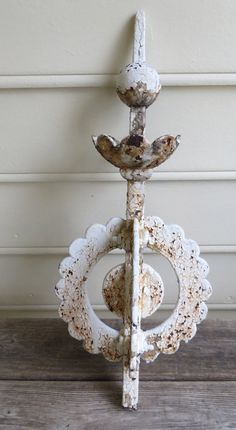 Antique Cast Iron Heavy Weather Vane