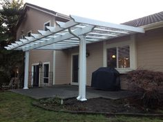 Patio Covers   Laminated Glass | Exteriors West