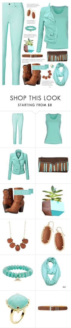 """""""summer to fall fabulous"""" by countrycousin ❤ liked on Polyvore featuring Ralph Lauren, Blumarine, M&F Western, Steve Madden, Dot & Bo, Kim Rogers, Kendra Scott, Sydney Evan, Le Nom and David Jones"""