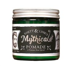 1959efffce6fe Rhett and Link s Mythical Pomade. Beard and Lady