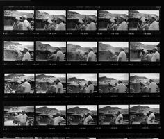 Back in the mid-'60s, photographers began taking candid photos of movie stars on-set, selling them to magazines like Photoplay and Look. These photos were arranged as contact sheets, which photographers, publicists and the stars themselves would go through to fish out the shots that weren't worthy of printing. Journalist Karina Longworth's new book Hollywood Frame […]
