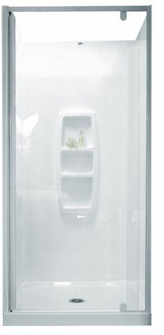 Clearlite Trombone Shower door Shower door on its own, comes in 5 sizing options. http://www.plumbin.co.nz/shop/showers/trombone_shower_door.html