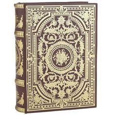 Book Box - Burgundy
