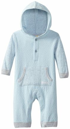 Amazon.com: ABSORBA Baby-Boys Newborn Trousseau Coverall, Blue, 3-6 Months: Baby