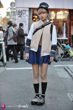 130210-2325 - Japanese street fashion in Harajuku, Tokyo #AMERICANAPPAREL #PINATRIPWITHAA