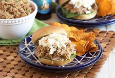 The Very Best Slow Cooker Pulled Pork Recipe