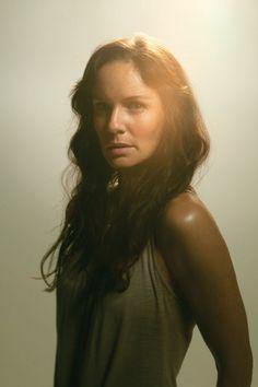 Sarah Wayne Callies as Lori Grimes