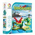 Plaats de eilanden en red zo de groene dino's! Kan jij de groene plantetende dinosaurussen scheiden van de rode carnivoren in dit spannende spel? Ontdek 60 opdrachten waarbij je de eilanden moet nabouwen, maar let op dat de rode en de groene dino's niet op hetzelfde eiland staan! Leeftijd 6+