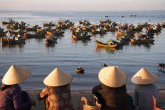 Mui Ne, Vietnam.  http://www.lonelyplanet.com/vietnam/south-central-coast/mui-ne-beach