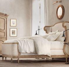 Nora's Nest: Linen Cloud Bedding